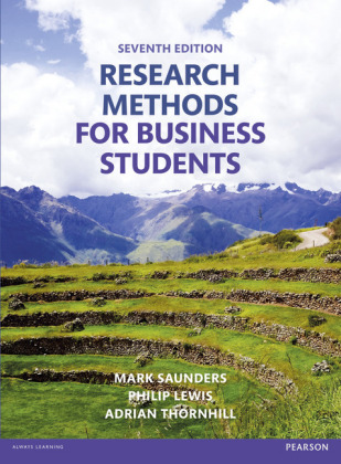 Research Methods for Business Students | Dodax.at