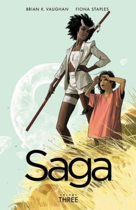 Saga, English edition. Vol.3 | Dodax.at