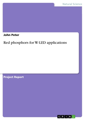 Red phosphors for W-LED applications | Dodax.de