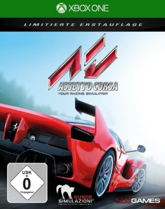 Assetto Corsa Limited First Edition; German Version - XBox One | Dodax.de