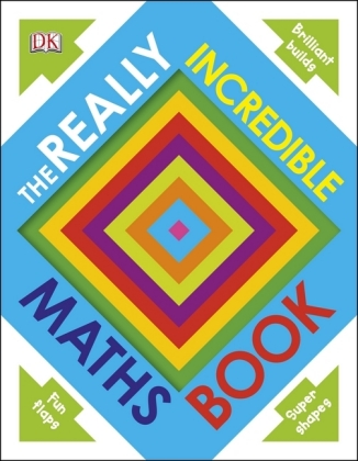 The Really Incredible Maths Book | Dodax.ch
