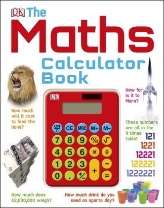 The Maths Calculator Book | Dodax.ch