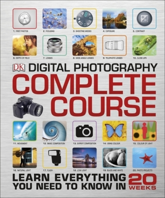 Digital Photography Complete Course | Dodax.pl
