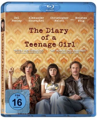 The Diary of a Teenage Girl | Dodax.pl