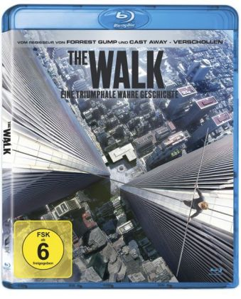The Walk, 1 Blu-ray | Dodax.at