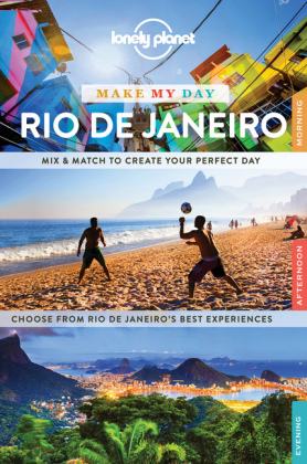 Lonely Planet Make My day Rio de Janeiro | Dodax.at