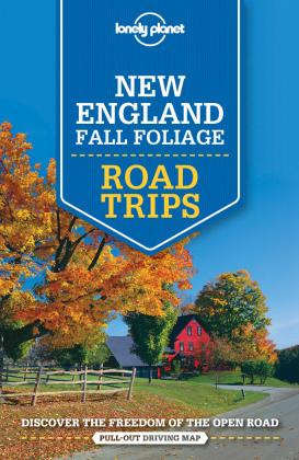 Lonely Planet New England Road Trips | Dodax.ch