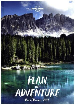 Plan an Adventure, Diary / Planner 2017 | Dodax.at