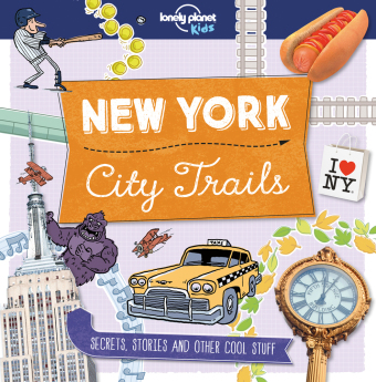 Lonely Planet Kids New York City Trail | Dodax.at