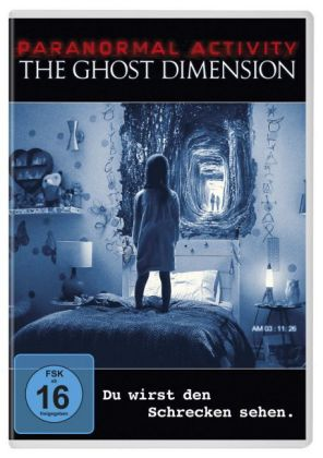 Paranormal Activity - Ghost Dimension, 1 DVD | Dodax.ch