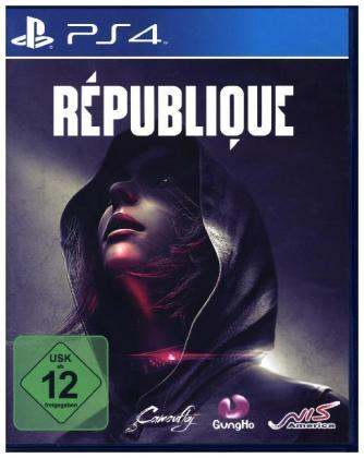 Republique, 1 PS4-Blu-ray Disc | Dodax.ch