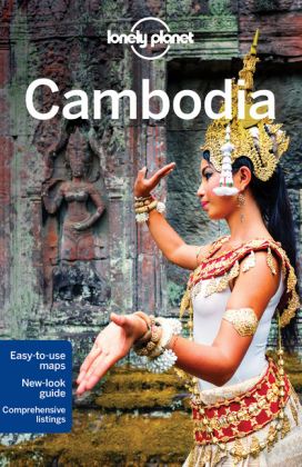 Lonely Planet Cambodia | Dodax.ch
