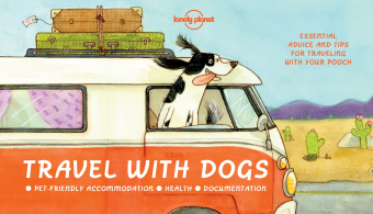 Lonely Planet Travel With Dogs | Dodax.ch