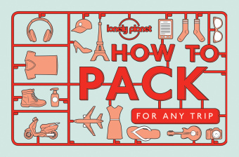 Lonely Planet How to Pack for Any Trip | Dodax.ch
