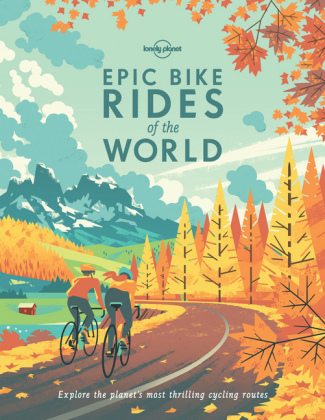 Lonely Planet Epic Bike Rides of the World | Dodax.at