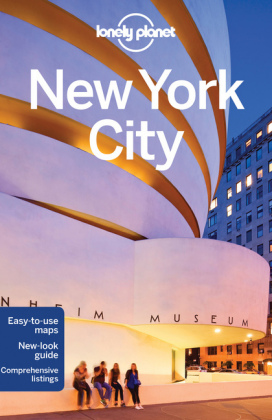Lonely Planet New York City, English edition | Dodax.ch