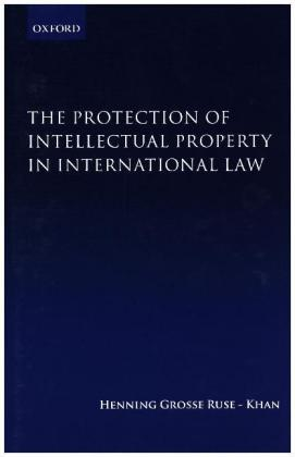 The Protection of Intellectual Property in International Law | Dodax.de