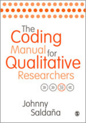 The Coding Manual for Qualitative Researchers | Dodax.nl