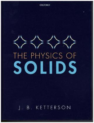 The Physics of Solids | Dodax.at