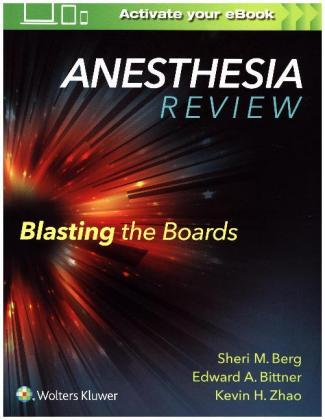Anesthesia Review: Blasting the Boards | Dodax.de