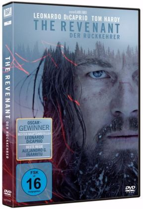 The Revenant, 1 DVD | Dodax.de