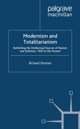 Modernism and Totalitarianism | Dodax.pl