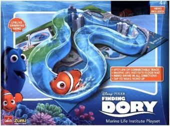 Roboter-Fisch Finding Dory, Nemo Track Playset | Dodax.co.uk
