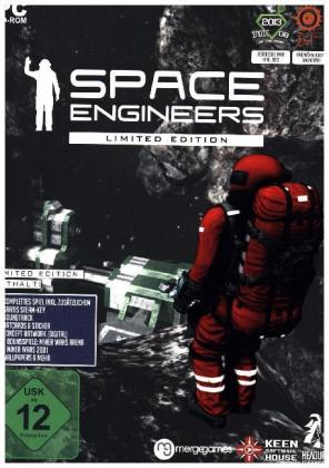 Space Engineers, 1 DVD-ROM (Limited Edition) | Dodax.ch