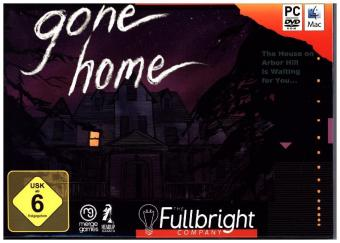 Gone Home, 1 DVD-ROM (Collector's Edition) | Dodax.es