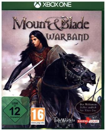 Mount & Blade, Warband, 1 Xbox One-Blu-ray Disc | Dodax.fr