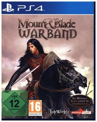 Mount & Blade, Warband, 1 PS4-Blu-Ray Disc | Dodax.at