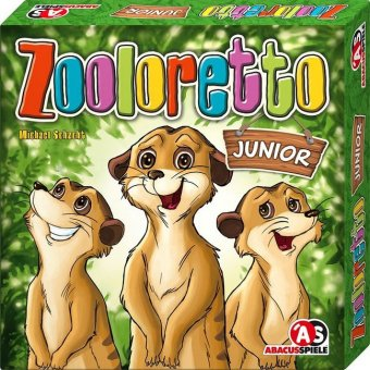 Zooloretto (Kinderspiel), Junior | Dodax.nl