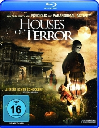 Houses of Terror, 1 Blu-ray | Dodax.at