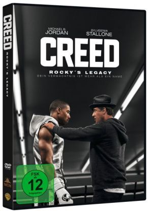 Creed - Rocky's Legacy, DVD | Dodax.at