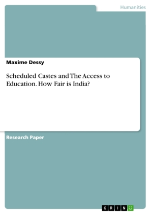 Scheduled Castes and The Access to Education. How Fair is India? | Dodax.de