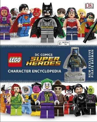 LEGO DC Super Heroes Character Encyclopedia   Dodax.ch