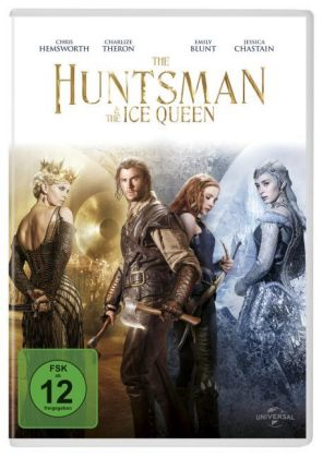 The Huntsman & the Ice Queen, DVD | Dodax.de