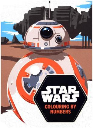Star Wars: Colouring by Numbers | Dodax.ch