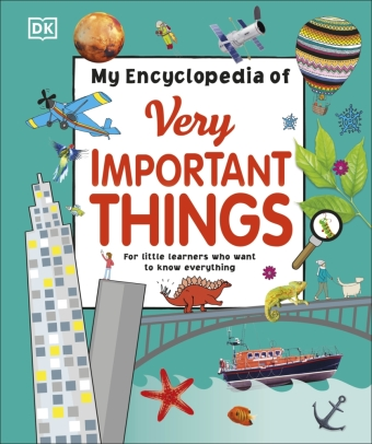 My Encyclopedia of Very Important Things | Dodax.at