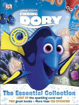 Disney Pixar Finding Dory Essential Collection, 2 Vols. | Dodax.co.uk