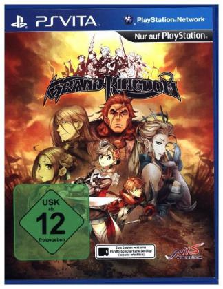Grand Kingdom German Packaging - PSV | Dodax.nl