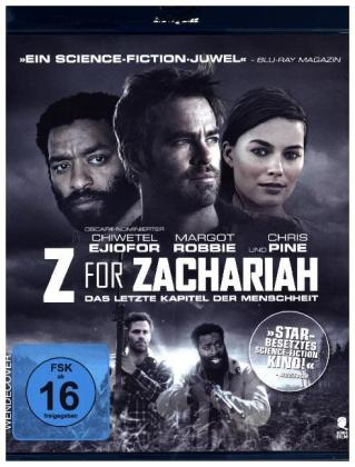 Z for Zachariah, 1 Blu-ray | Dodax.at
