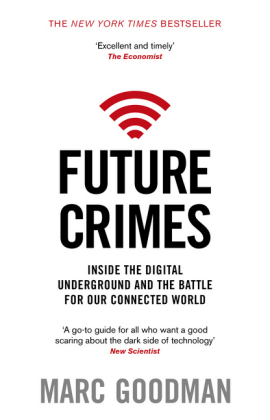 Future Crimes | Dodax.ch