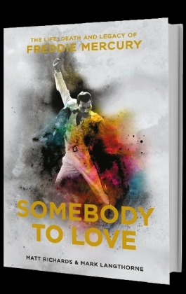 Somebody to Love | Dodax.nl