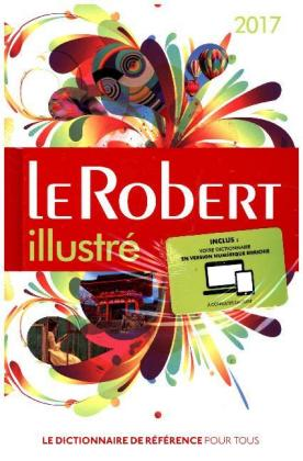 Le Robert illustré 2017 et sa carte | Dodax.pl