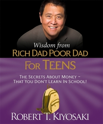 Wisdom from Rich Dad, Poor Dad for Teens | Dodax.ch