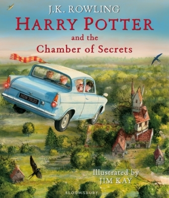 Harry Potter and the Chamber of Secrets | Dodax.at