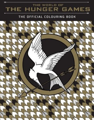 The World of the Hunger Games: The Official Colouring Book | Dodax.at