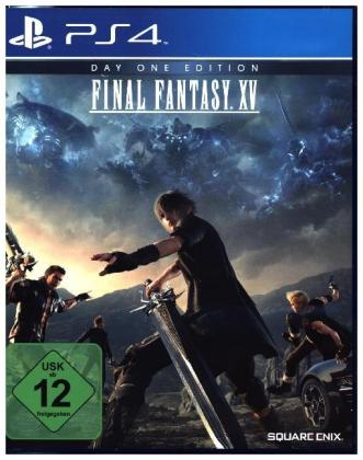Final Fantasy XV Day One Edition - PlayStation 4 | Dodax.co.uk