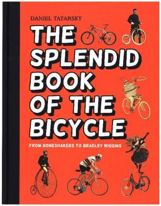 The Splendid Book of the Bicycle | Dodax.ch